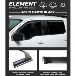 Exclusive Element In-Channel Design