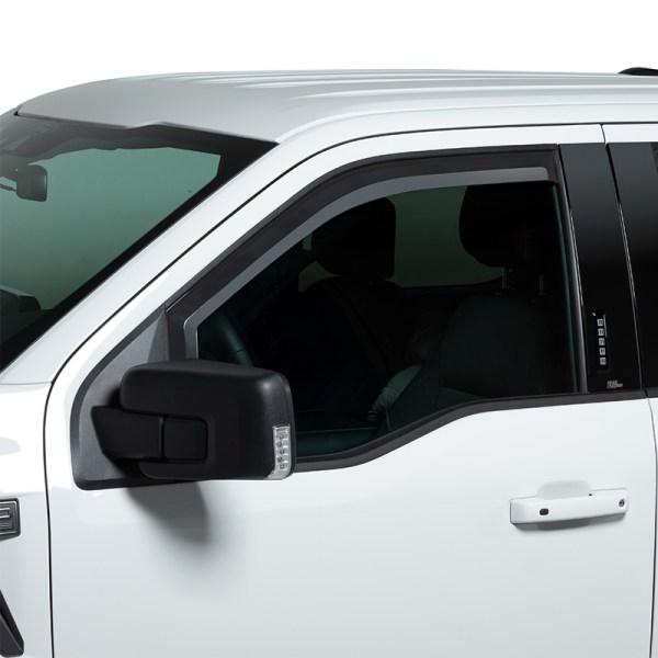 Putco Matte Black Window Visors