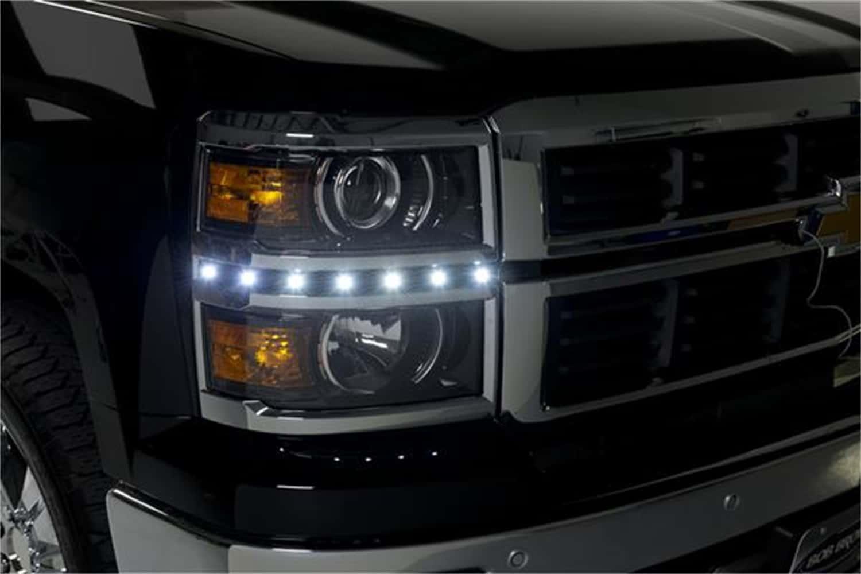 Putco G2 Dayliner LED Headlight Trim - Chevy