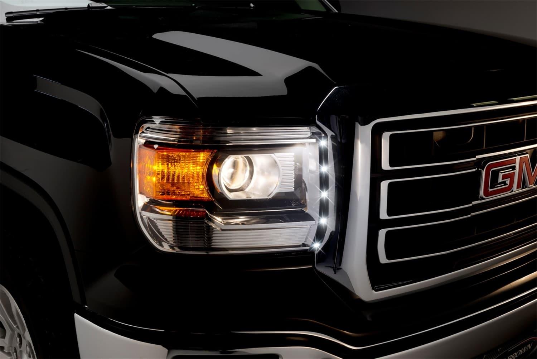 Putco G2 Dayliner LED Headlight Trim - GMC