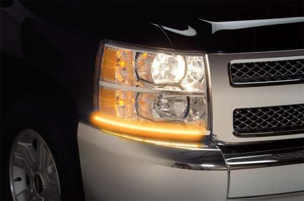 Putco DayLiner SwitchBack LED Headlight Strips 290100TB