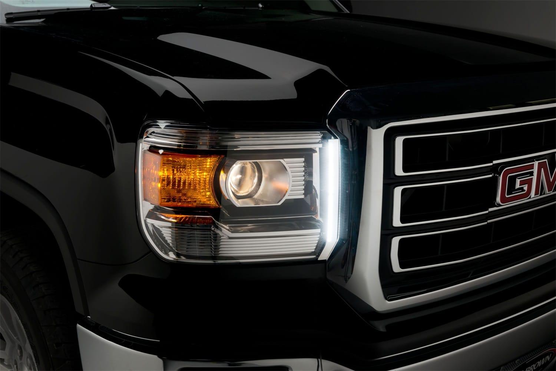 Putco DayLiner SwitchBack LED Headlight Strips GMC 290115T