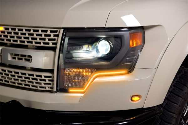 Putco DayLiner SwitchBack LED Headlight Strips Ford 290140T