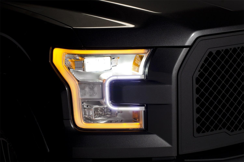 Putco DayLiner SwitchBack LED Headlight Strips Ford F150 290150T