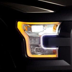 Putco G3 Dayliner LED Headlight Trim