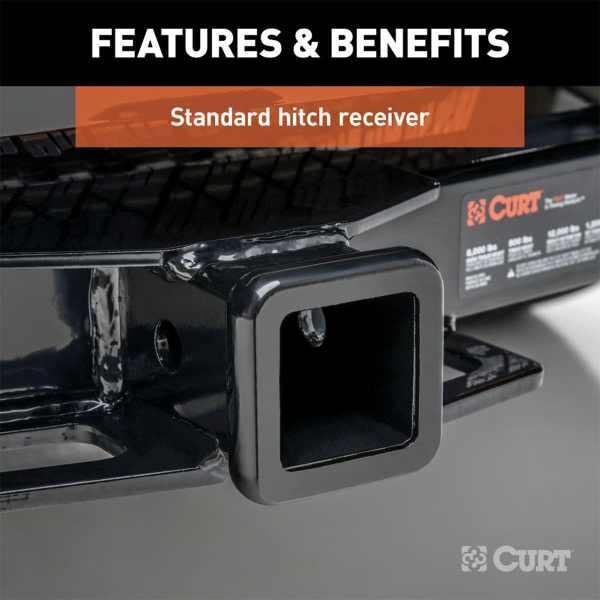 Standard Hitch Receiver