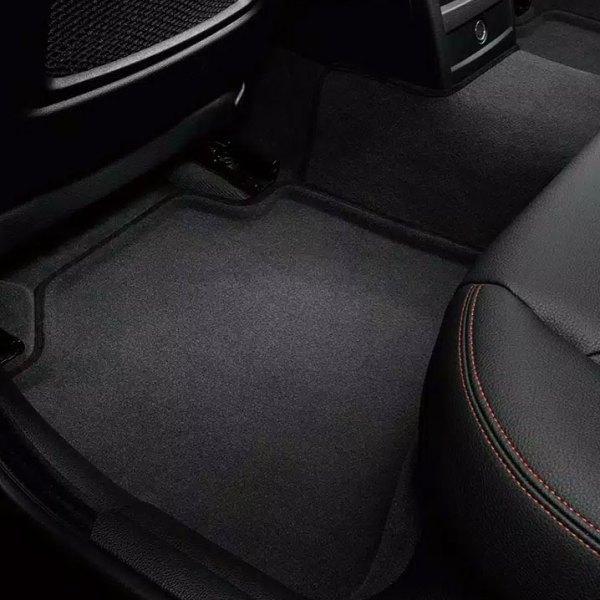 3D MAXpider Elegant Carpeted Rear Floor Liners