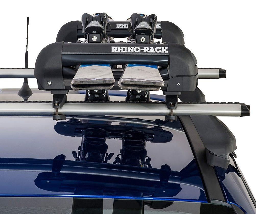 Rhino Rack 2 Pair Skis Rack