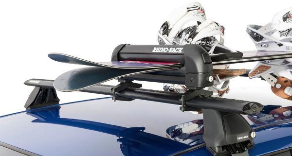 Rhino Rack 2 Snowboard Rack