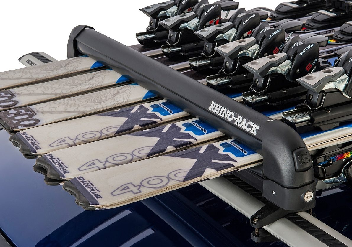 Rhino Rack Ski and Snowboard Carrier