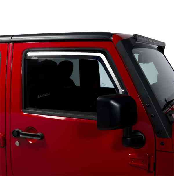 Putco Window Deflectors