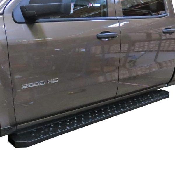 STX600 Running Boards Dodge Truck