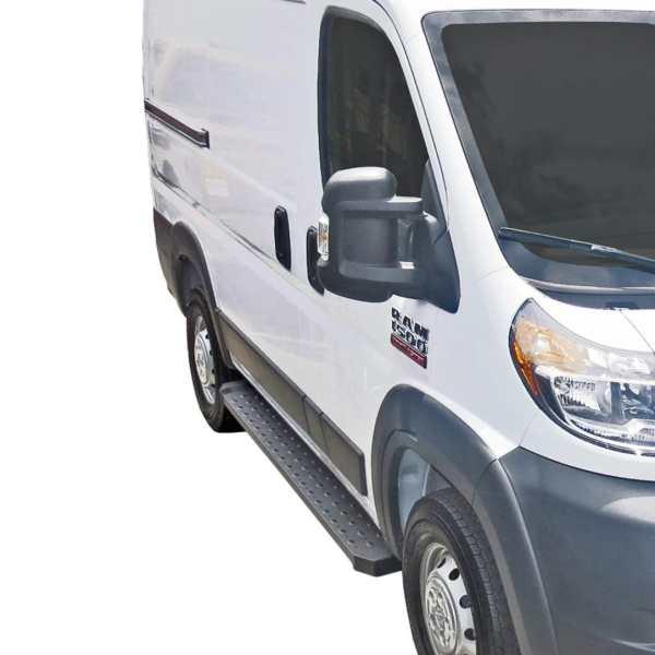 Steelcraft STX600 Running Board Dodge Sprinter Van