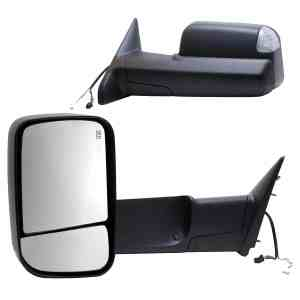 K Source OE Style Custom Towing Mirrors