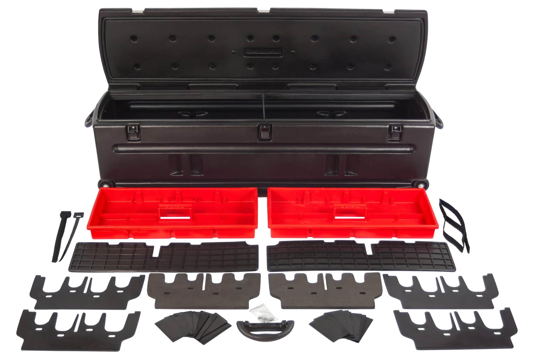 Du Ha Tote Storage & Gun Lock Box