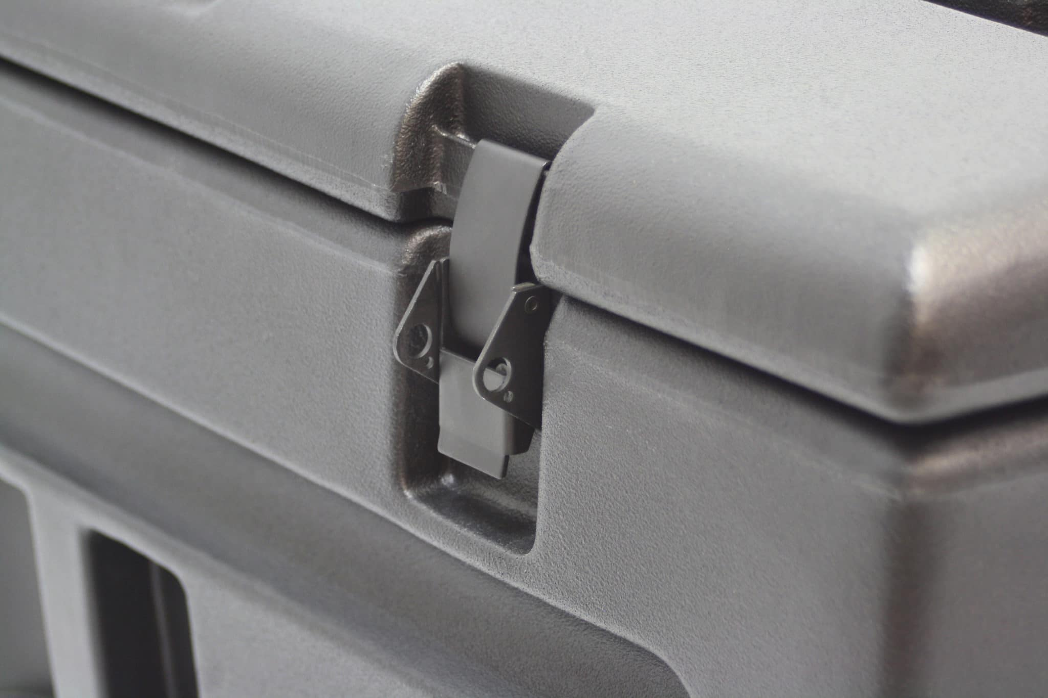 Strong Lockable Latches