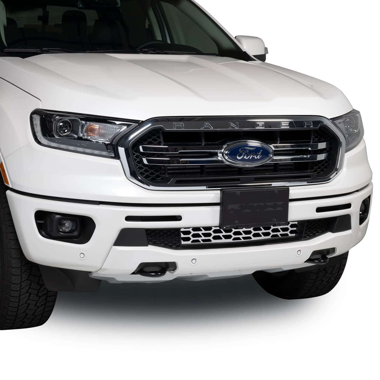Putco Polished Bumper Grille Insert 82161 Ford Ranger