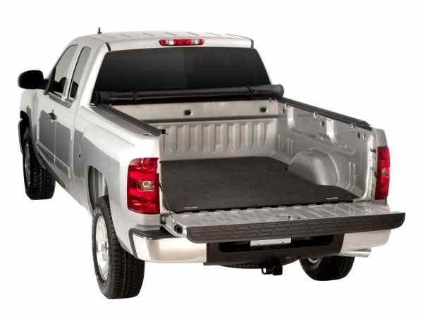 Access Truck Bed Mat Installed
