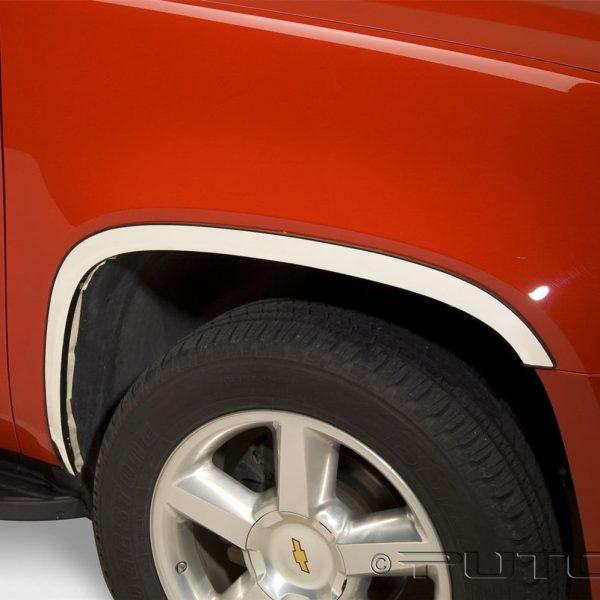 Putco GM Licensed Stainless Steel Fender Trim