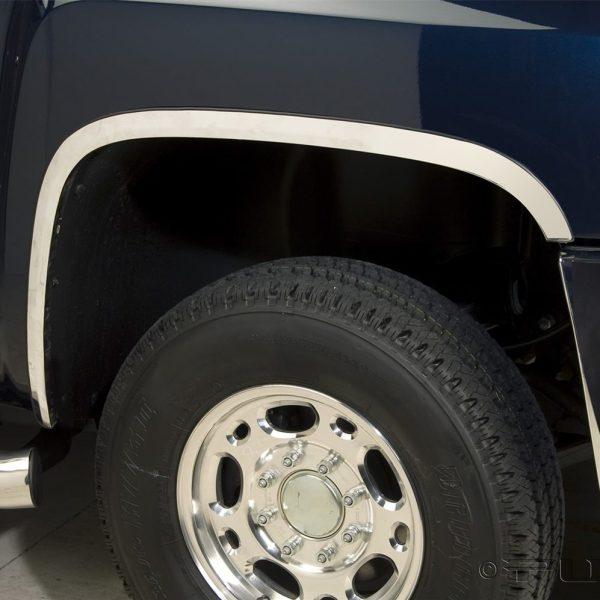 Putco GM Licensed Stainless Steel Fender Trim 97296GM