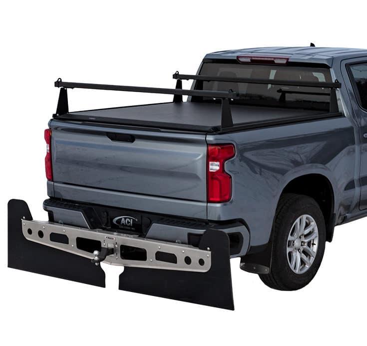 Adarac Black Matte M-Series Sport Truck Rack