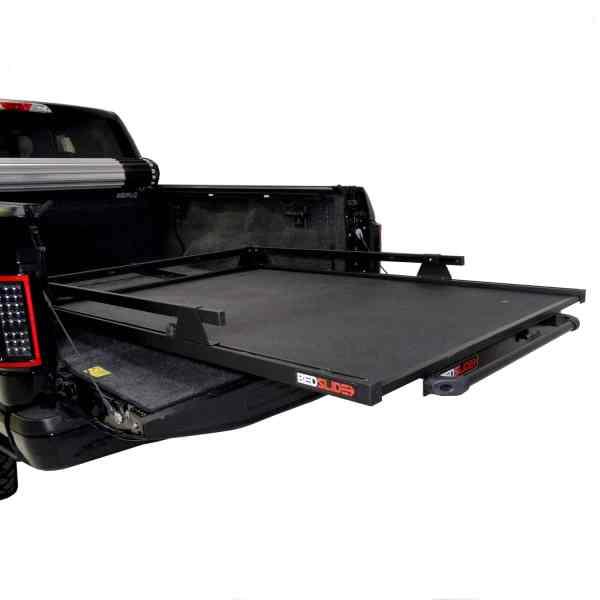 Bedslide Classic 1000 Truck Bed Slider Black