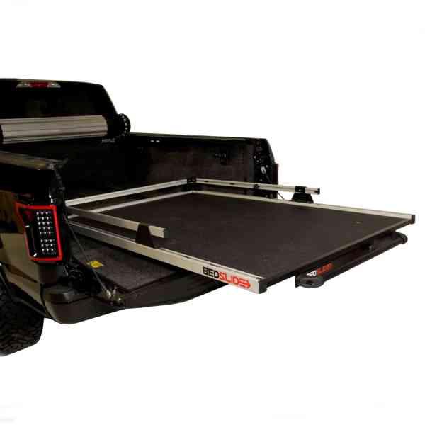 Bedslide Classic 1000 Truck Bed Slider Silver