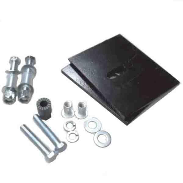 Bedslide Aluminum Bed Install Kits for Bedslide Cargo Truck Bed Slider