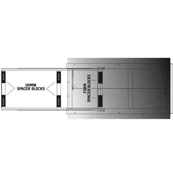 Bedslide Lift Block Kit