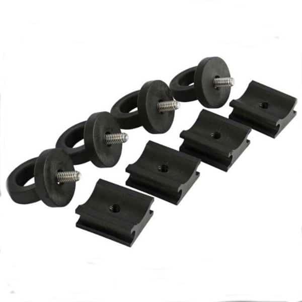 Bedslide D-Ring Kit set of 4