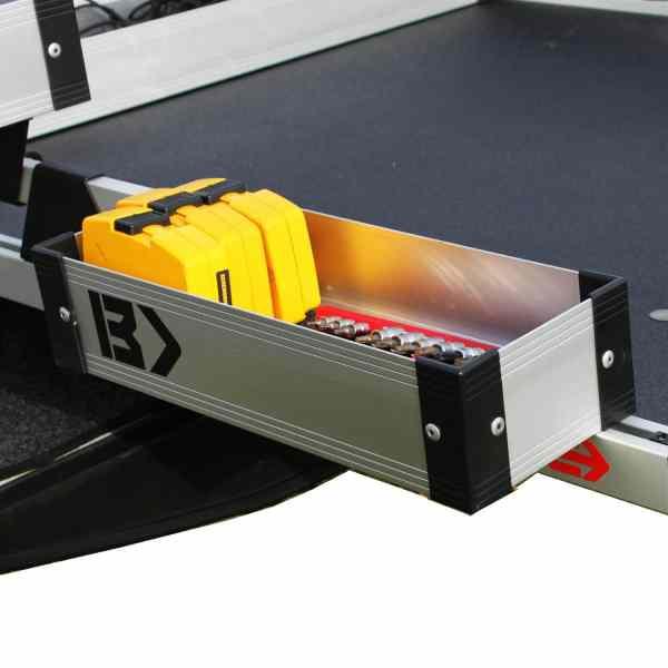 Bedslide Truck Bed Cargo Slider Side Bin Mini Kix BSA-MK