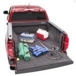 BedRug Bedliner Toyota Truck Fishing