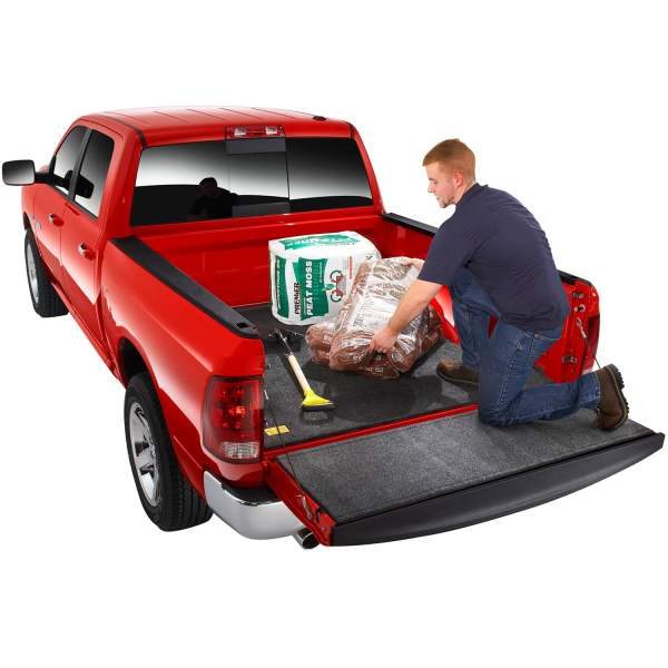 BudRug Truck Tailgate Mat Dodge Ram Work Surface