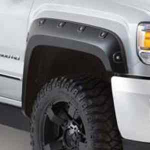 Bushwacker Boss Pocket Style Fender Flare GMC