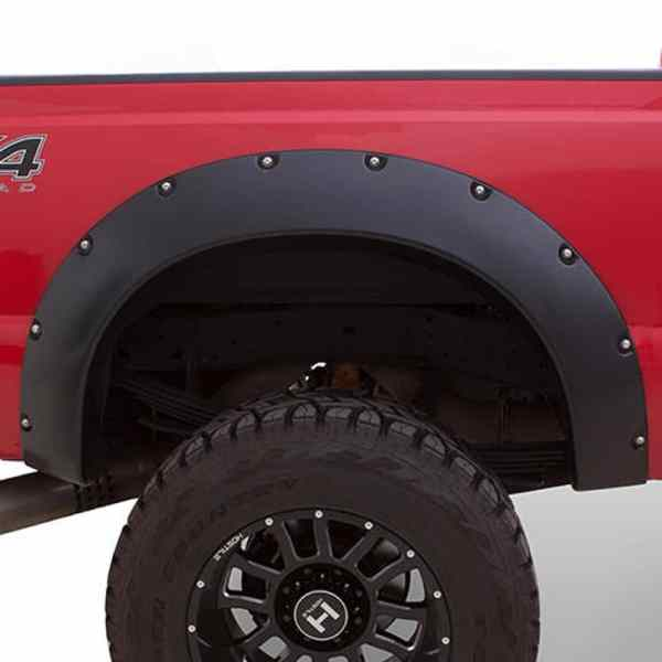Bushwacker Cut Out Fender Flares Ford