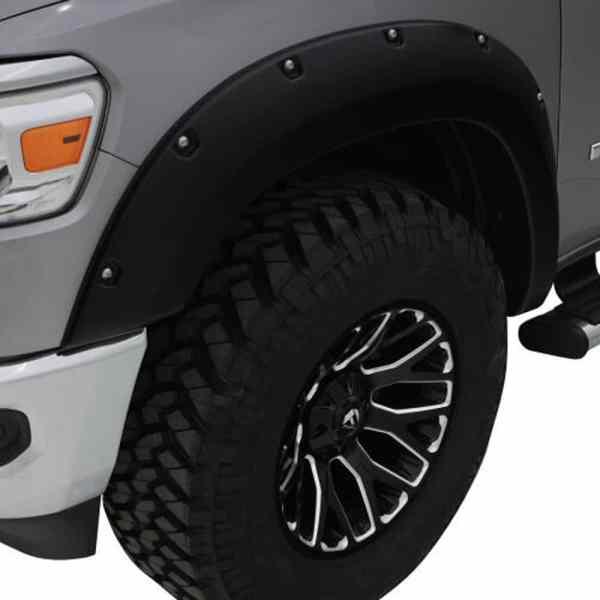 Bushwacker Pocket Style Fender Flare Dodge Ram Truck
