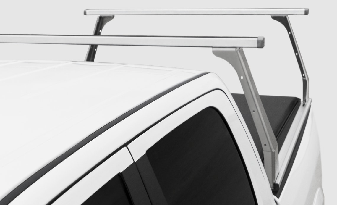 Adjustable Contoured Uprights with Tie Down Openings