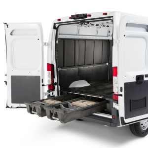 DECKED Cargo Van Storage Drawer Organizing System