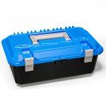 DECKED Crossbox Blue AD6 for use with DECKED Storage SYstems