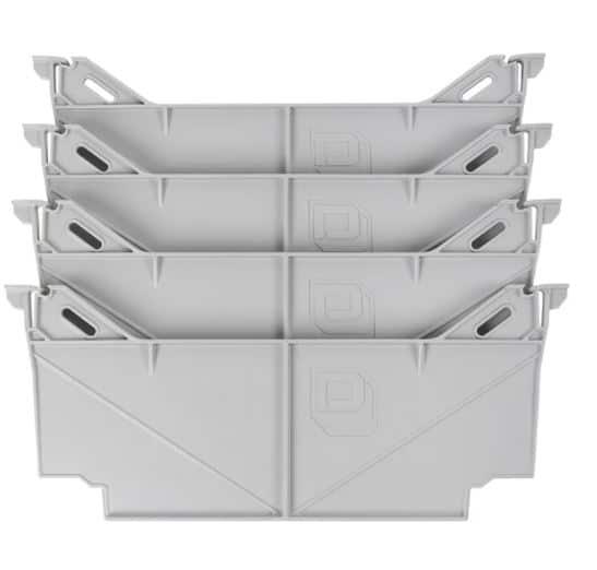 DECKED Divider Wide set of 4 for DECKED Storage System