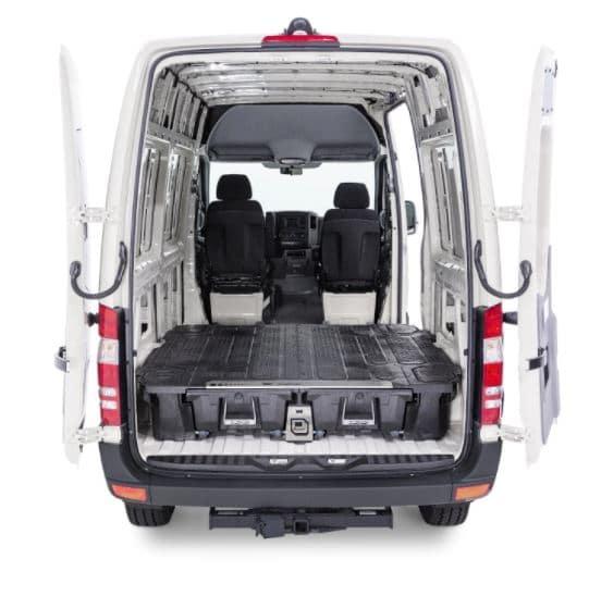 DECKED Cargo Van Storage Drawer  System Ram Promaster