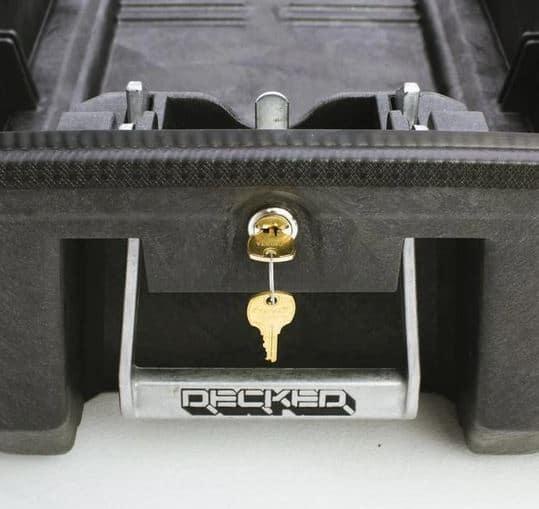 DECKED Drawer Lock and Key Set