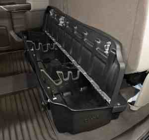 Du Ha LockBox Secure Underseat Storage Box