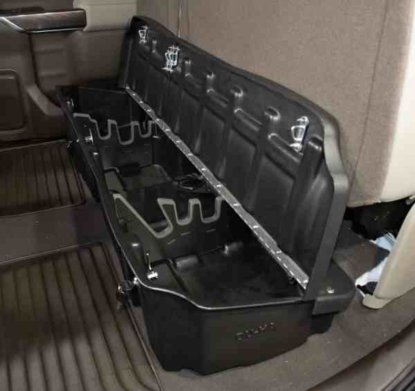 Du Ha LockBox Secure Underseat Storage Box