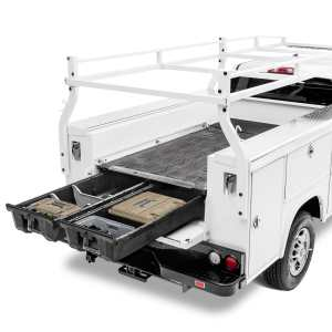 DECKED Organizing Drawer System for Service Body Truck Beds
