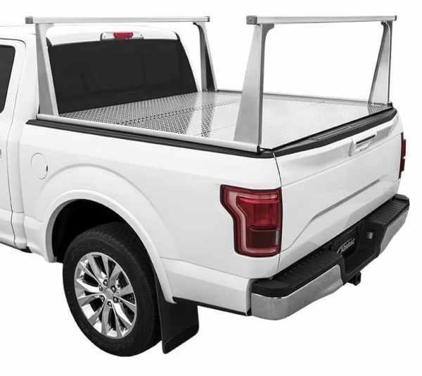 Adarac Alum Pro Truck Rack on Ford Truck