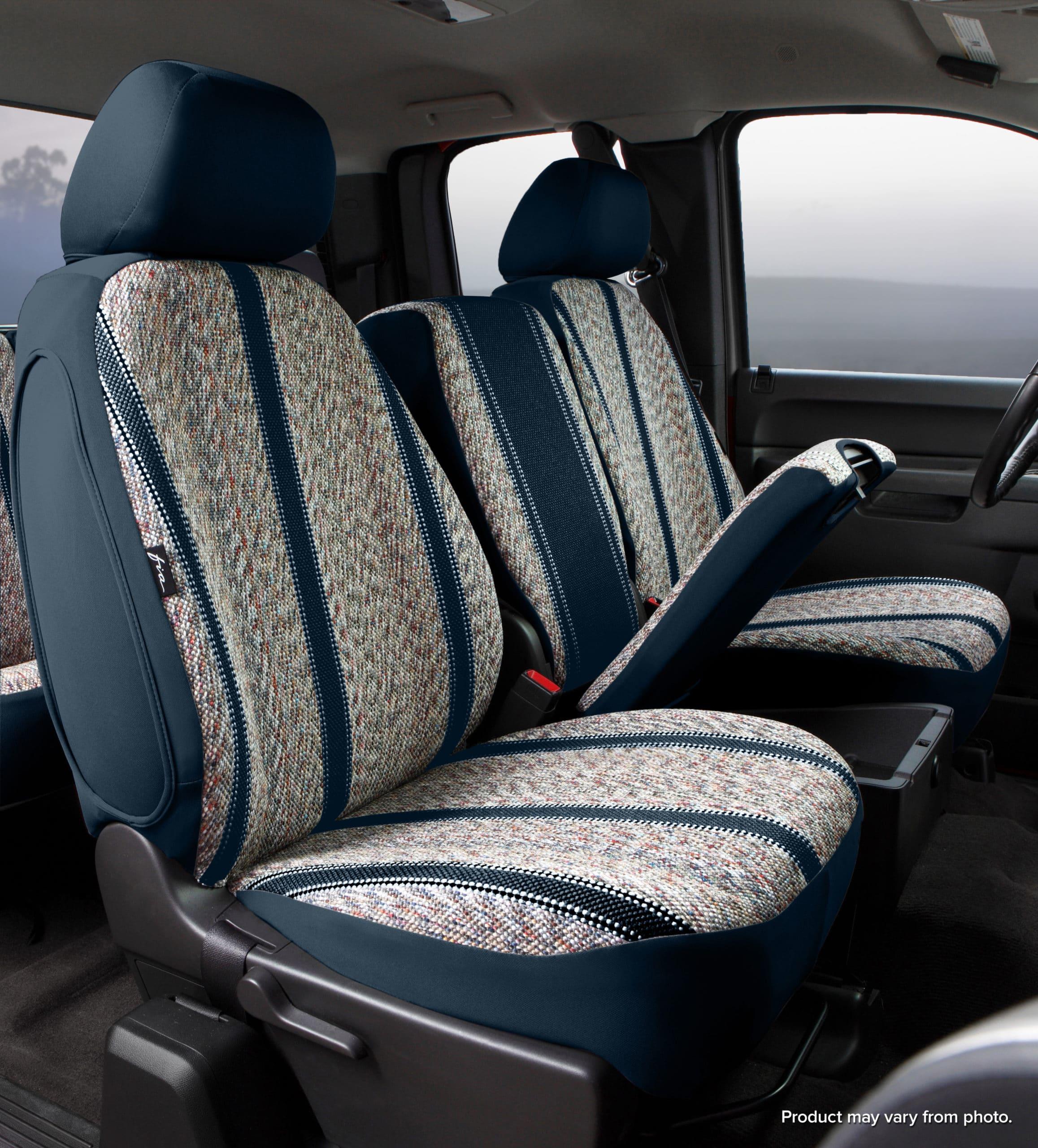 Fia Original Wrangler Seat Covers - Navy - Front Seats
