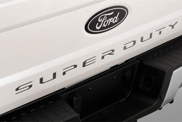 Ford Tailgate Lettering