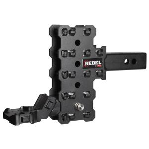 GEN-Y Rebel Light Weight Adjustable Ball Mount Hitch