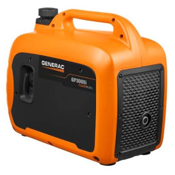 Generac 7129 GP3000i Inverter Generator Back